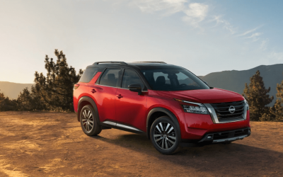 Esperamos La Nissan Pathfinder 2022