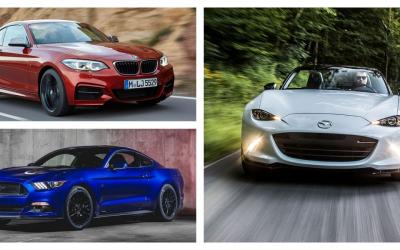 2021 Marcas de automóviles más confiables