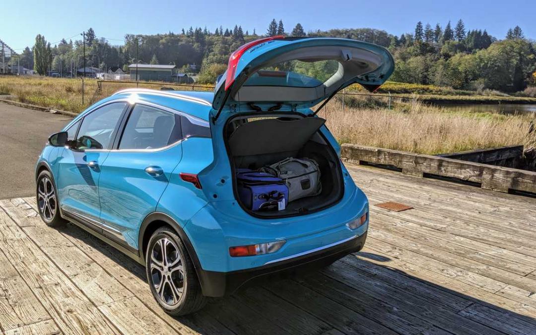 La confiabilidad favorece al Chevy Bolt EV 2021 sobre el Tesla