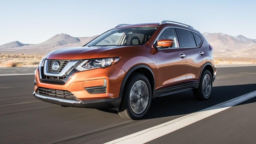Nissan Rogue: El Vehículo Nissan Más Popular de 2020