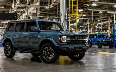 Elige Tu Ford Bronco 2021